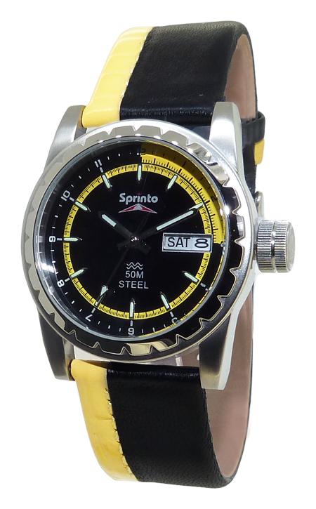 Часовник SPRINTO МОДЕЛ - SPR-2345L