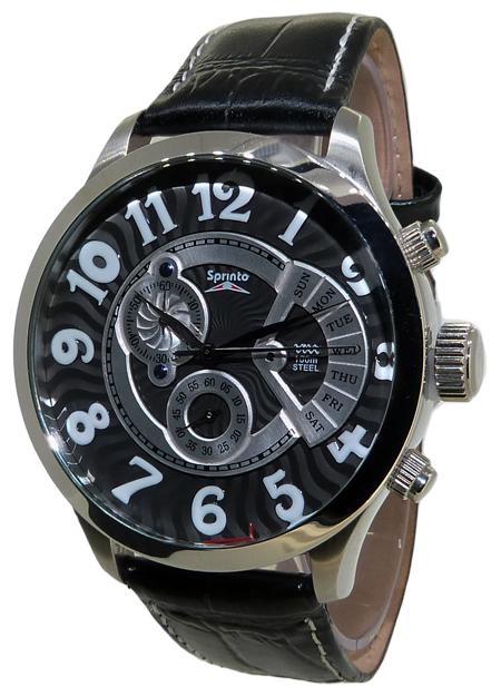 Часовник SPRINTO МОДЕЛ - SPR-2468L