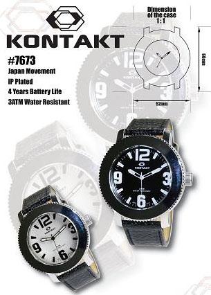 Часовник KONTAKT Модел - 7673