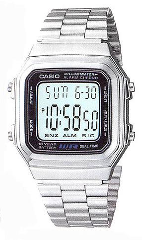 Часовник CASIO Модел - A179W-1A