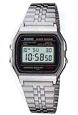 Часовник CASIO МОДЕЛ - A158WA-1D