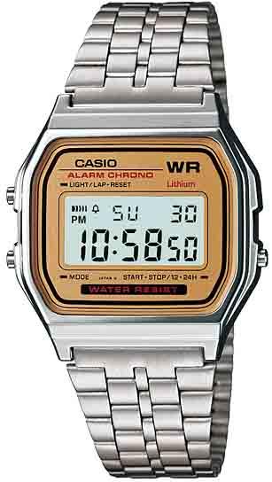 Часовник CASIO Модел - A159WA-9
