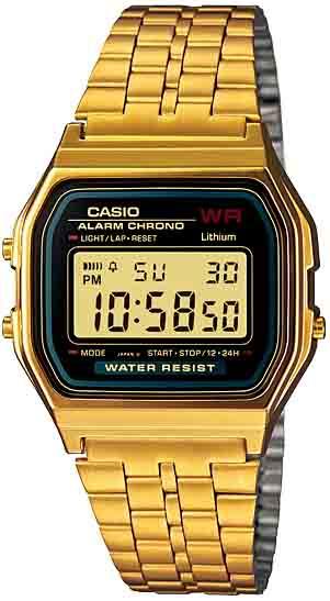 Часовник CASIO МОДЕЛ - A159WGEA-1
