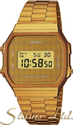 Часовник CASIO МОДЕЛ - A168WG-9BWEF