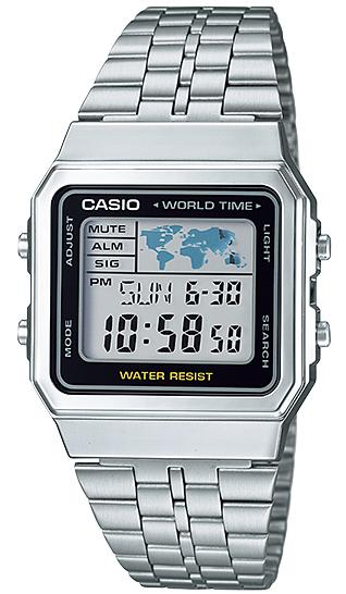 Часовник CASIO МОДЕЛ - A500WA-1DF