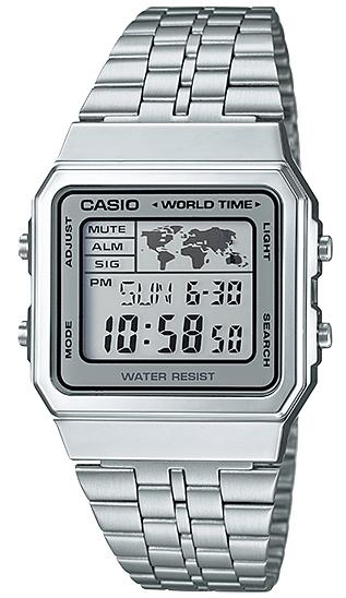 Часовник CASIO Модел - A500WA-7DF