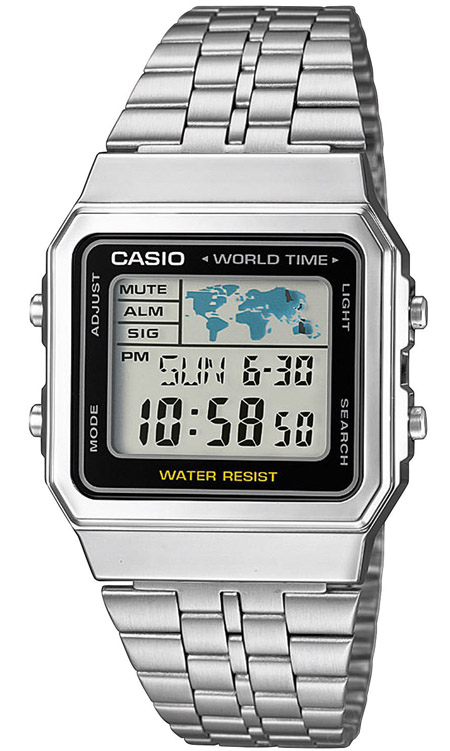 Часовник CASIO МОДЕЛ - A500WEA-1EF