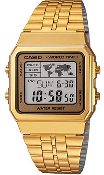 Часовник CASIO МОДЕЛ - A500WEGA-9EF
