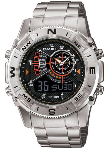Часовник CASIO МОДЕЛ - AMW-709D-1A