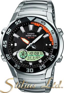 Часовник CASIO МОДЕЛ - AMW-710D-1A