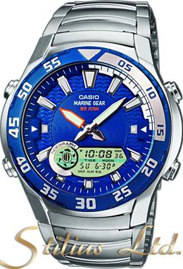 Часовник CASIO МОДЕЛ - AMW-710D-2A