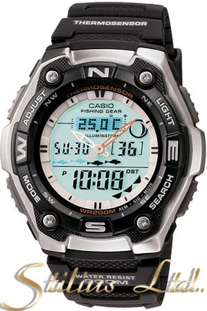 Часовник CASIO МОДЕЛ - AQW-101-1A