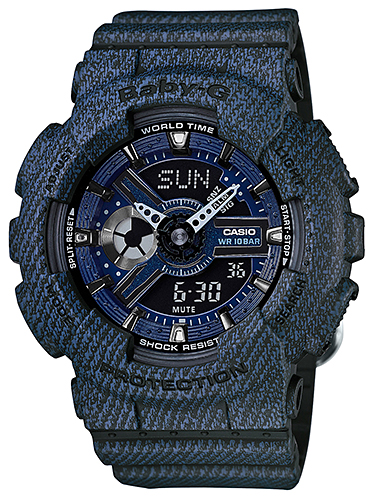 Часовник CASIO МОДЕЛ - BA-110DC-2A1ER