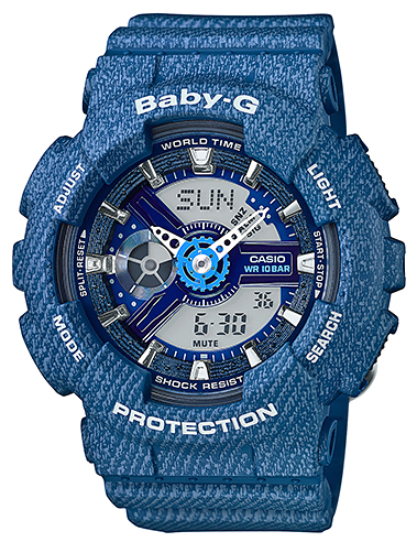 Часовник CASIO МОДЕЛ - BA-110DC-2A2ER