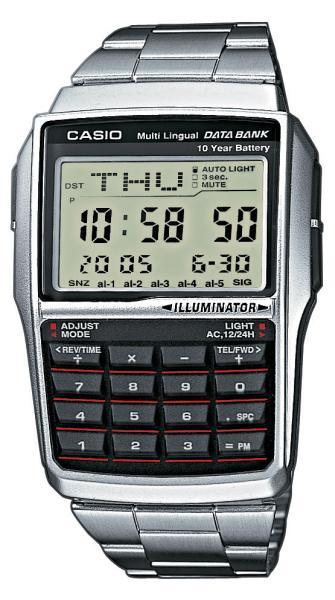Часовник CASIO МОДЕЛ - DBC-32D-1A