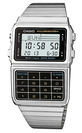 Часовник CASIO МОДЕЛ - DBC-611E-1E