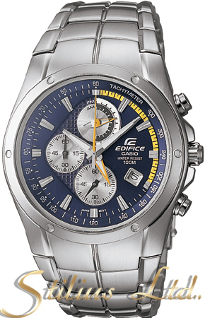 Часовник CASIO МОДЕЛ - EF-516D-2A