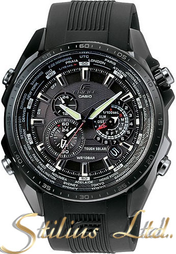 Часовник CASIO МОДЕЛ - EQS-500C-1A1ER