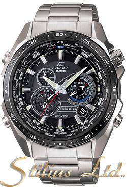 Часовник CASIO МОДЕЛ - EQS-500DB-1A1ER