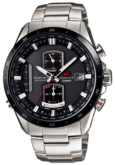 Часовник CASIO МОДЕЛ - EQW-A1110DB-1A