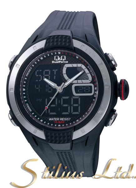 Часовник Q&Q МОДЕЛ - GV54J001Y
