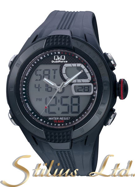 Часовник Q&Q МОДЕЛ - GV54J002Y