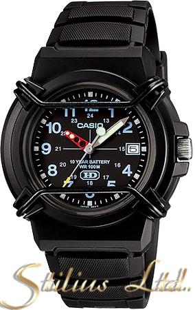 Часовник CASIO МОДЕЛ - HDA-600B-1B