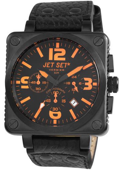 Часовник Jet Set-РАЗПРОДАЖБА МОДЕЛ - J1890B-557