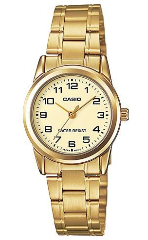 Часовник CASIO Модел - LTP-V001G-9B