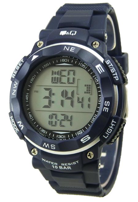 Часовник Q&Q МОДЕЛ - M124J006Y