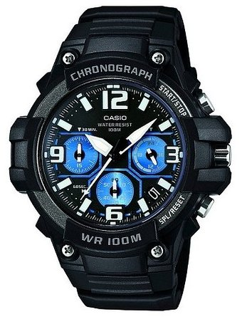 Часовник CASIO МОДЕЛ - MCW-100H-1A2