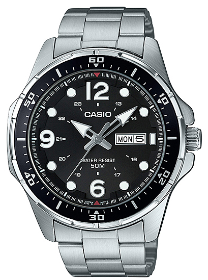 Часовник CASIO МОДЕЛ - MTD-100D-1A