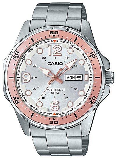Часовник CASIO МОДЕЛ - MTD-100D-7A1