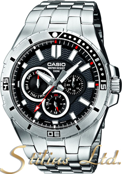 Часовник CASIO МОДЕЛ - MTD-1060D-1A