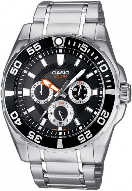 Часовник CASIO МОДЕЛ - MTD-1064D-1A