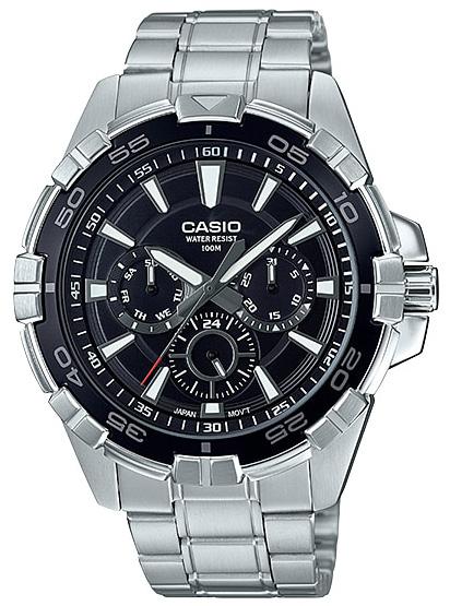 Часовник CASIO Модел - MTD-1069D-1A2