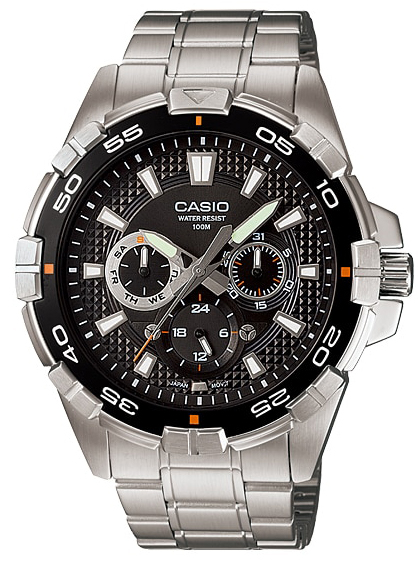 Часовник CASIO Модел - MTD-1069D-1A