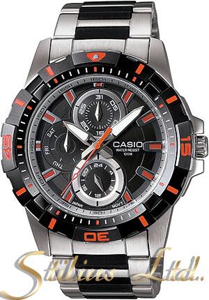 Часовник CASIO МОДЕЛ - MTD-1071D-1A2