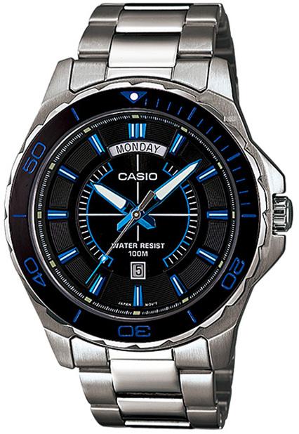Часовник CASIO МОДЕЛ - MTD-1076D-1A2