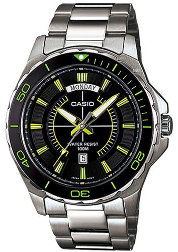 Часовник CASIO МОДЕЛ - MTD-1076D-1A3