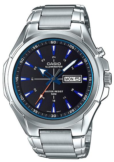 Часовник CASIO Модел - MTP-E200D-1A2