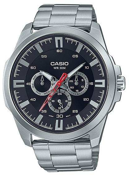 Часовник CASIO Модел - MTP-SW310D-1A