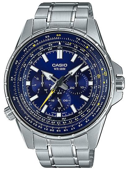 Часовник CASIO Модел - MTP-SW320D-2A