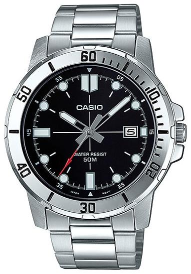 Часовник CASIO Модел - MTP-VD01D-1E