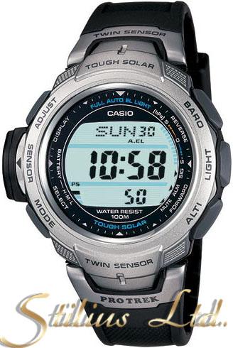 Часовник CASIO МОДЕЛ - PRG-140-1V