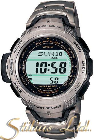 Часовник CASIO МОДЕЛ - PRG-140T-7V