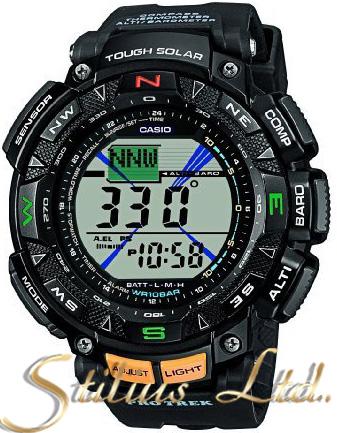 Часовник CASIO МОДЕЛ - PRG-240-1ER
