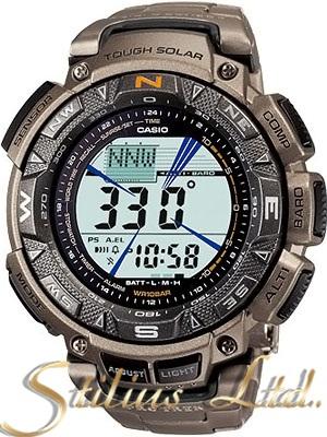 Часовник CASIO МОДЕЛ - PRG-240T-7ER