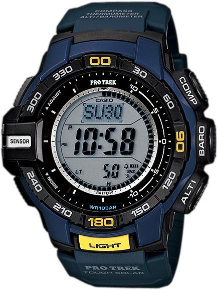 Часовник CASIO МОДЕЛ - PRG-270-2ER