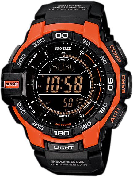 Часовник CASIO МОДЕЛ - PRG-270-4ER